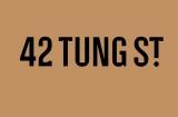 42 TUNG ST 42 TUNG ST